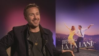 LA LA LAND: Ryan Gosling will 'consider' doing a stage version of the film