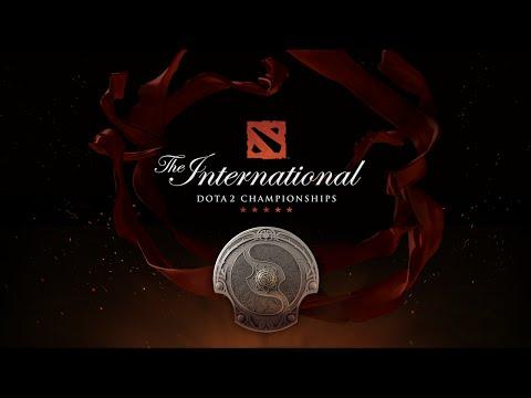 Dota 2 The International 2016 - Main Event Day 1