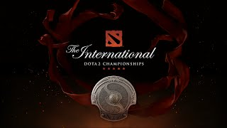 Dota 2 The International 2017 - Main Event Day 4