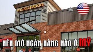 Việt Kiều Mỹ nên mở ngân hàng nào để gửi tiền về VN 💵 Shopping ở Mỹ, Ross có rẻ | Quang Lê TV