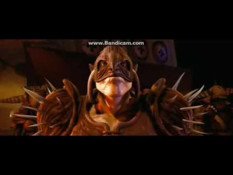 Arthur Et Les Minimoys Fight Youtube