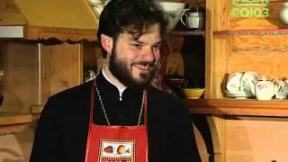 Кулинарное паломничество. От 12 мая. Готовим щавелевый суп в Новоспасском монастыре