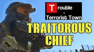 Trouble in Terrorist Town: Traitorous Chief (Elite Force 1911 TAC)