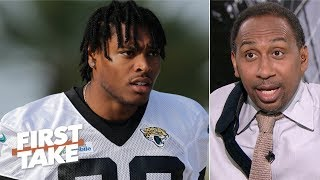 Jalen Ramsey shouldn't be upset by NFL Network ranking – Stephen A. | First Take