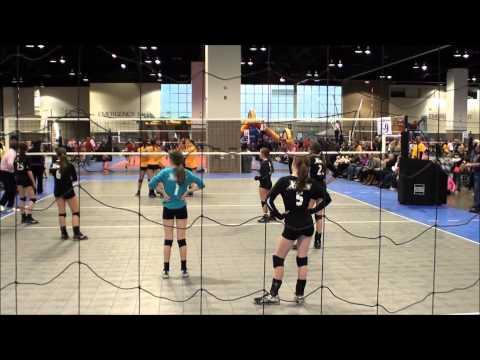 Stellar 14 Premier vs Wichita Xpress 14 1 Elite Game 2