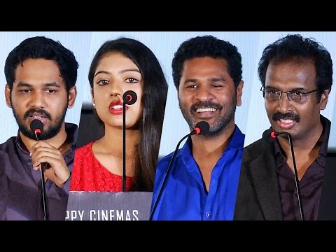 """""""I don't have friends in Cinema, Today a friend has come to Cinema"""" - HipHop Thamizha"""