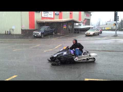 Fun Time At Anchorage Yamaha
