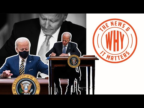FLASHBACK: Biden Links Executive Orders to Dictators. OOPS! | The News & Why It Matters | Ep 704