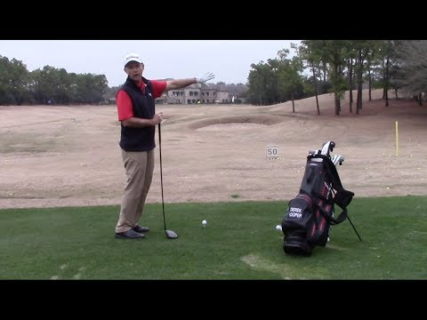 Golf Lessons – Long Straight Drives – The effect of body alignment