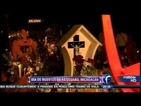 Noche De Muertos En Pátzcuaro
