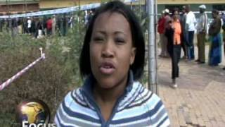 South Africa Youth Vote on VOA