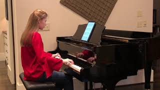 Gambar cover Matt Riley's Carol of the Bells/God Rest Ye Merry Gentlemen Advanced Piano Solo - Allie Heard