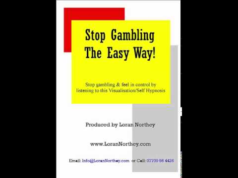 Stop Gambling The Easy Way!