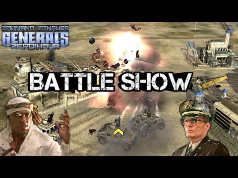 РЫВОК К ПОБЕДЕ [Generals Zero Hour] TOP REPLAY