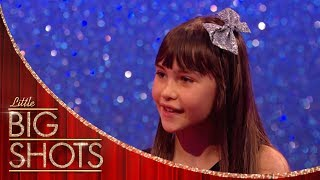 Kaylee Talks About How Her Viral Video Has Changed Her Life | Little Big Shots