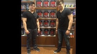MTS Nutrition HAS LANDED in Canada at Nutrition House Markville!