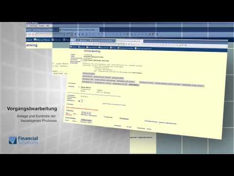 Financial Solutions: Electronic Banking-Vorgänge mit eb.VOKUS