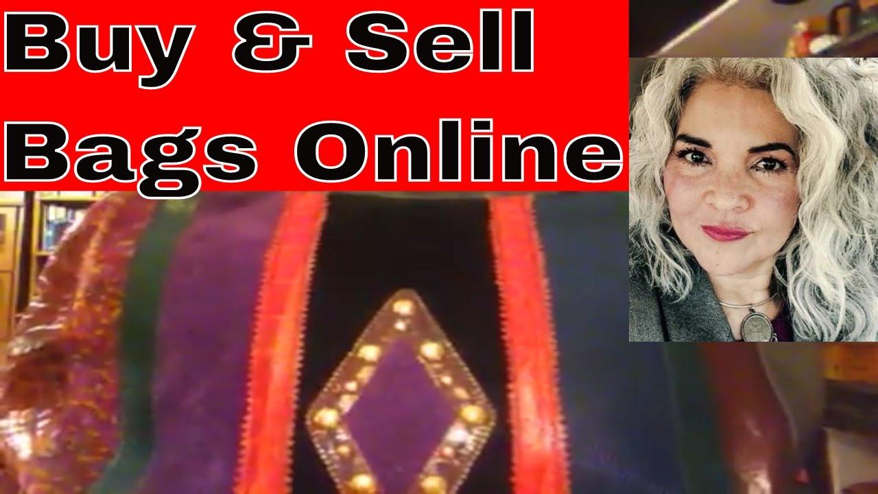 b8b0f92b4864 How to buy and sell handbags On Ebay Poshmark and Etsy - YouTube