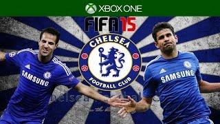 FIFA 15 - Chelsea Career Mode Ep. 1