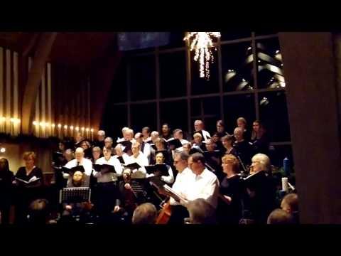 "South Seattle College Community Choir: ""Luminous Night of the Soul"" by Ola Gjeilo"