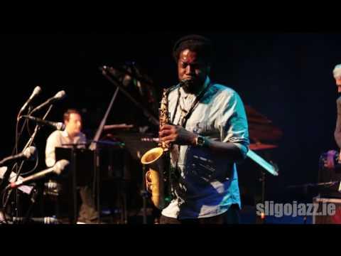 Sligo Jazz Project All Stars Concert 2017: David Lyttle, Steve Hamilton, Soweto Kinch, John Goldsby