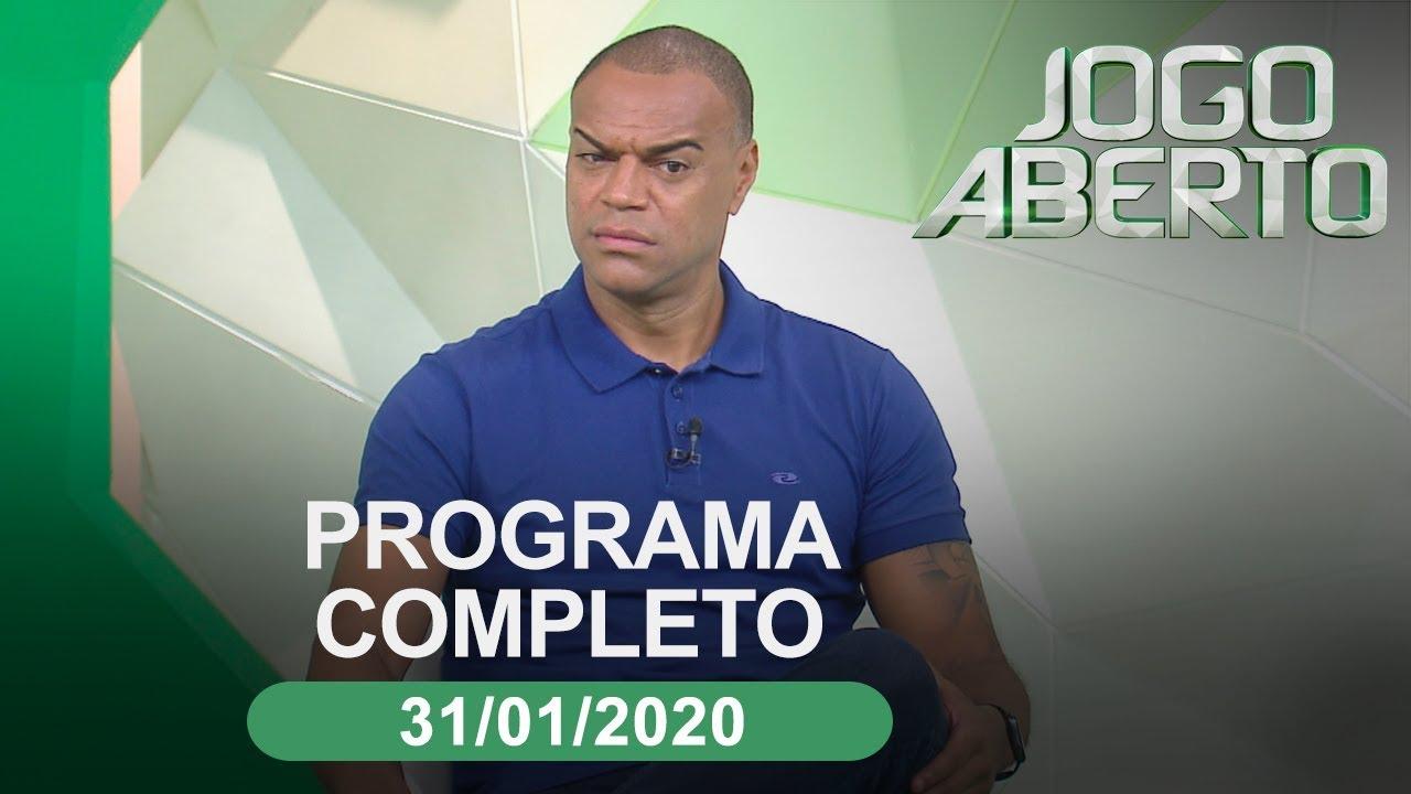 Jogo Aberto 31 01 2020 Programa Completo Youtube