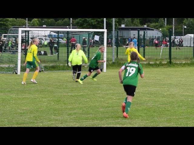 HPS TV: Stadi Cup 2016 Tytöt 12v. HPS/Musta - KP-75/Keltainen kooste