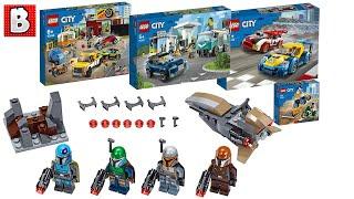 More Lego 2020 Pics! Mandalorian & Some Amazing City Sets! Lego News