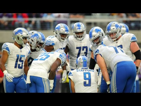 (POV) Why Detroit Lions Offense Is More Of A Problem Than The Stats Indicate!!!