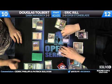SCGKNOX - Legacy - Round 3 - Eric Rill vs Douglas Tolbert