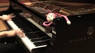 【ピアノ】 「六兆年と一夜物語」 を弾きなおしてみた (Play again)