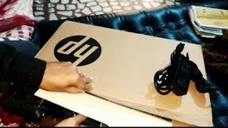 HP 15-BS542TU Laptop Unboxing||HP Best Laptops Under 30000 Best Specifications Unboxing and Review.