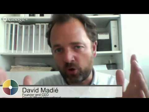 GrowthWheel Founder & CEO David Madie | CU150 Ep. #17