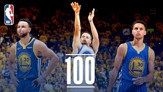 Download 100 3-Pointers | Stephen Curry is FIRST in NBA Finals History with 100 3PM Mp3 and Videos