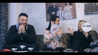Narcisa, AMN-AM, Cristina Pucean si Yoannes ep.1