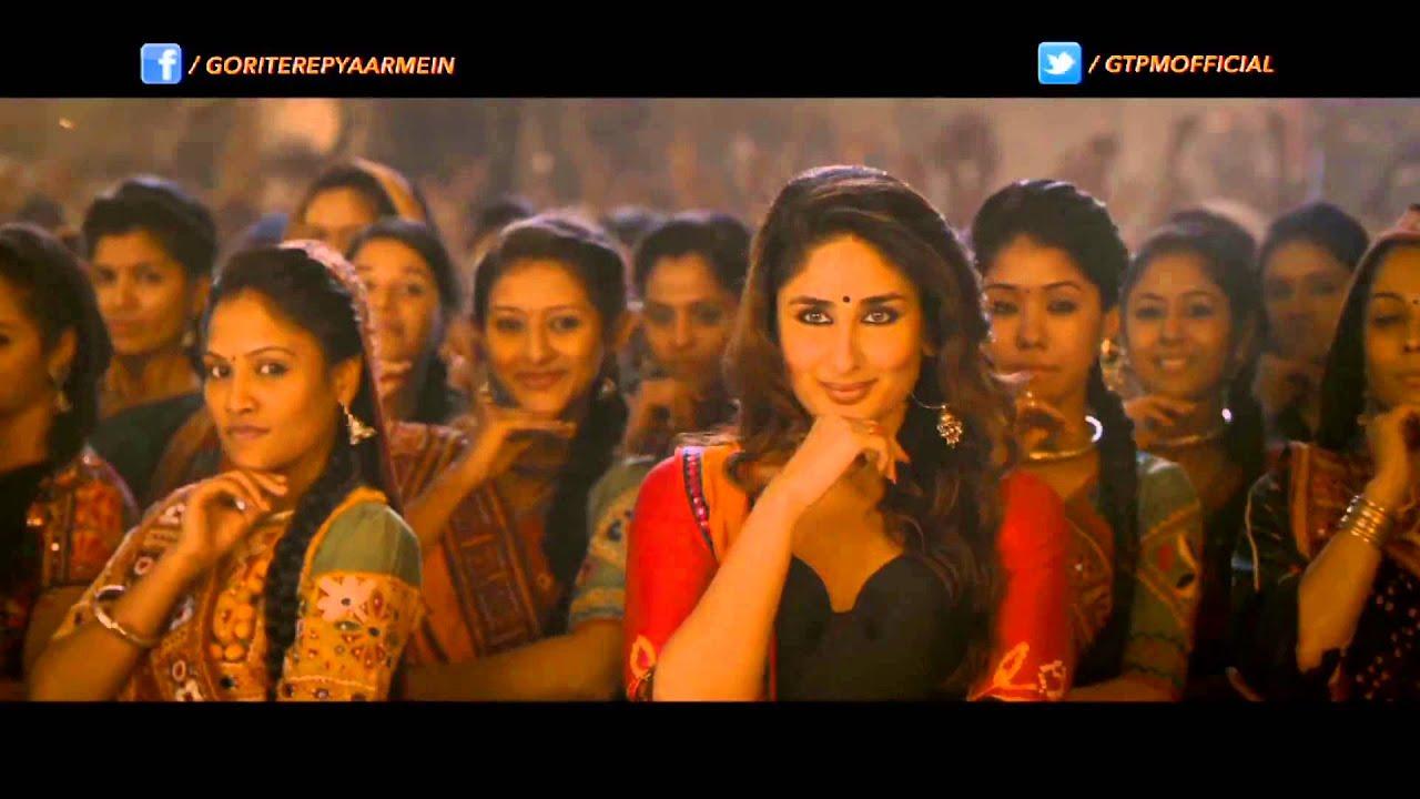 Chingam Chabake   Official Song   Gori Tere Pyaar Mein   Imran Khan Kareena Kapoor