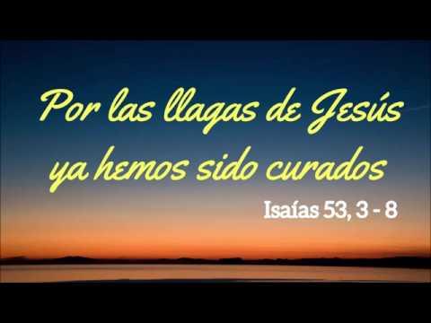 Por Las Llagas De Jesús Ya Hemos Sido Curados By Cristo Rosario