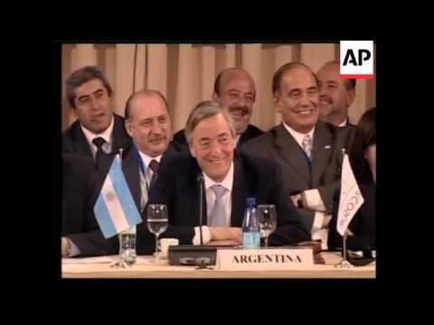 Castro and Chavez swap jokes