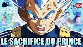 LE SACRIFICE DE VÉGÉTA ! LA FIERTÉ DU PRINCE DES SAIYANS !!! - REVIEW DRAGON BALL SUPER 126