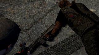 ボツ【GTA5】ショットガンを手放さないおっさんVSそのショットガンがほしいおっさん!! thumbnail