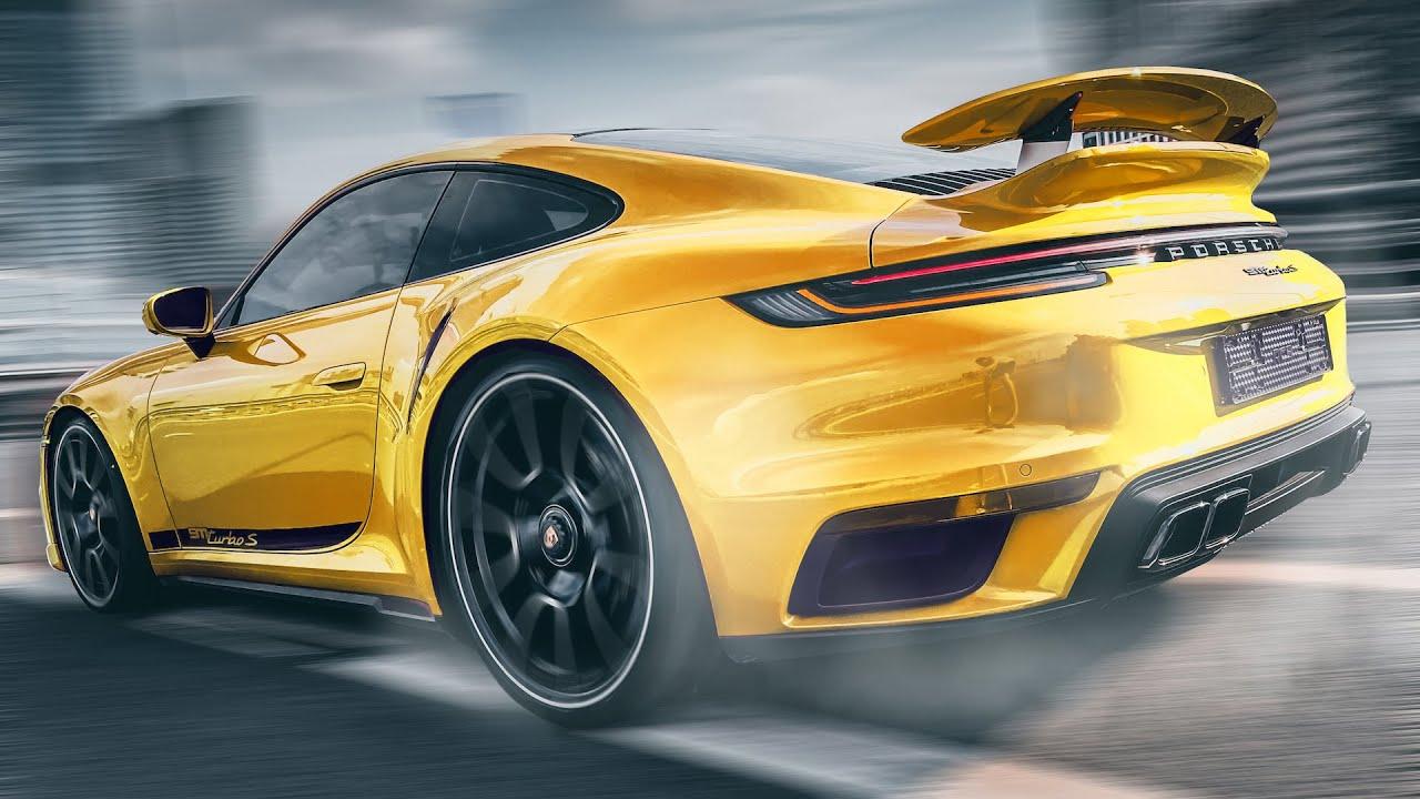 ХВАТИТ ВРАТЬ! Правда о новом 911 turbo S - зачем блогеры нас обманывали?! PORSCHE. 992. Тест-драйв.