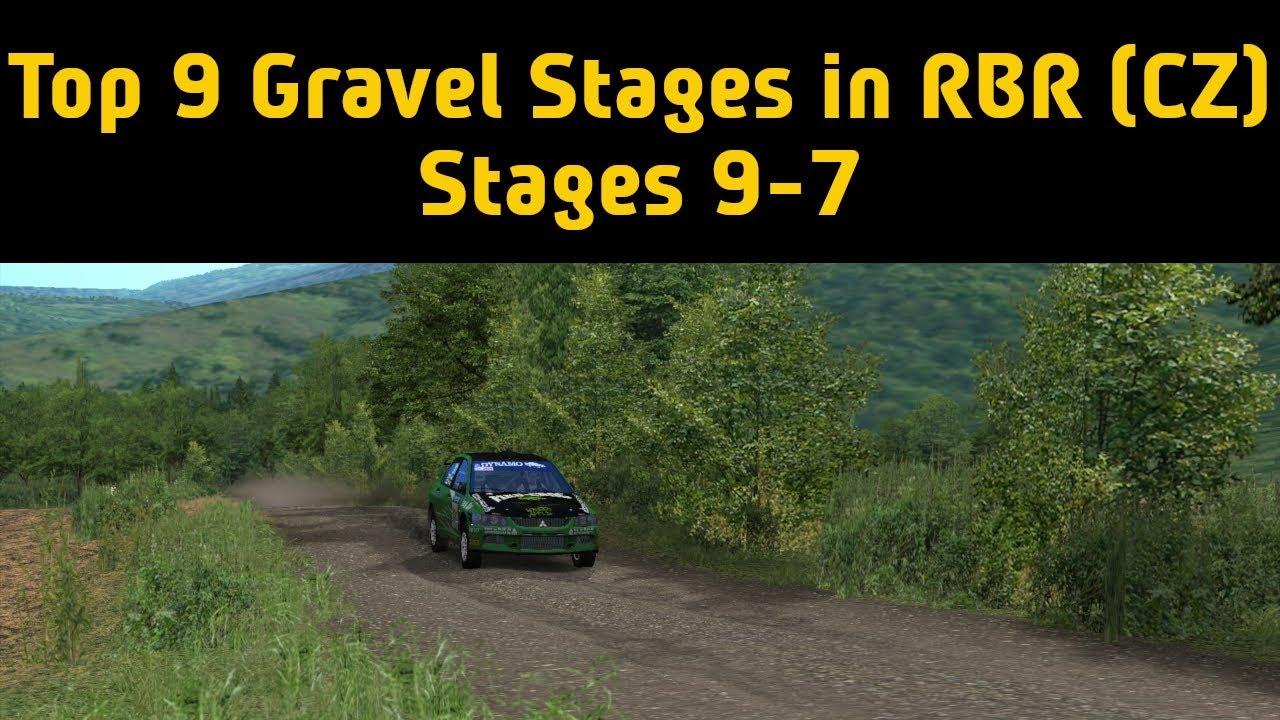 rbr ouninpohja stage