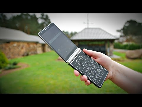 Vkworld T2 Plus Review - A Budget Flip Phone With 2 Displays!