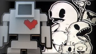 LoveBot and Brain Dead ClothingGraffiti Sticker Trades