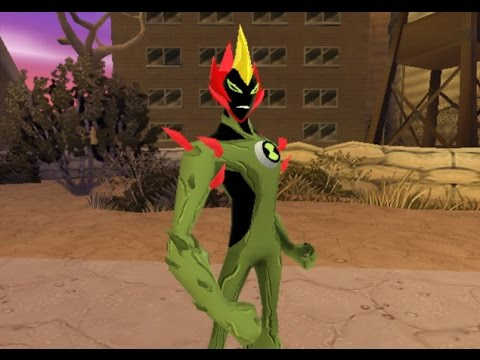 Ben 10 Alien Force Vilgax Attacks PSP Gameplay On PC #EP22 - No Commentary