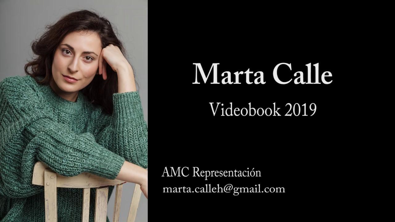 MARTA CALLE Videobook