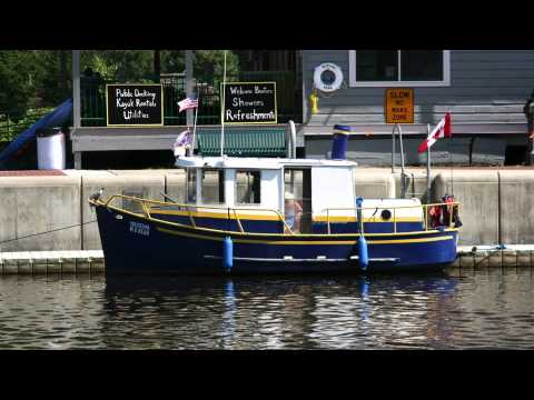 Erie Canal Cruise 2010