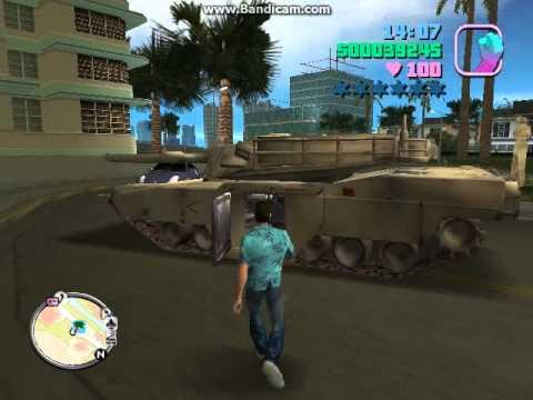 Обзор читов(кодов) на игру GTA Vice city
