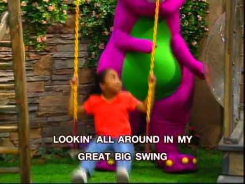 Barney - Swing Swing Song