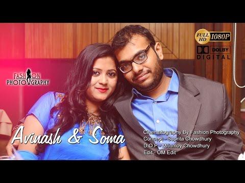 Avinash & Soma | Cinematic Pre wedding teaser | Fashion Photography Kolkata | Call - 9477366199